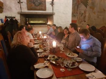 Dinner Tallinn